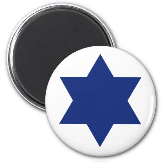Israël roundel magneet