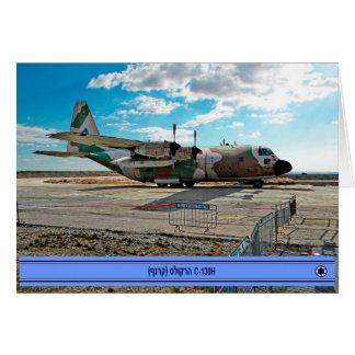 Israëlische c-130H Karnaf Briefkaarten 0