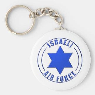 Israëlische Luchtmacht Roundel Sleutelhanger