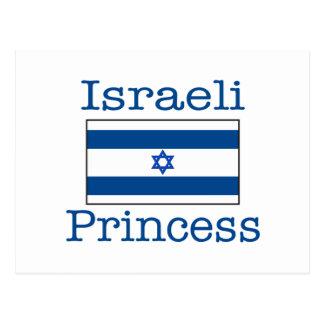 Israëlische Prinses Briefkaart