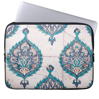 Istanboel Turkije textuur van het tegel de Laptop Hoesje