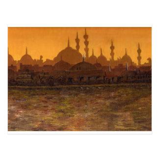 Istanboel Türkiye/Turkije Briefkaart