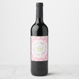 IT is een Etiket van de Fles van de Wijn van het