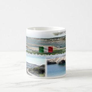 IT Italië - Apulia - Santa Maria Di Leuca - Koffiemok