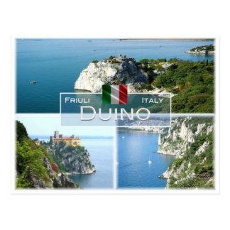 IT Italië - Friuli Venezia Giulia - Duino - Briefkaart