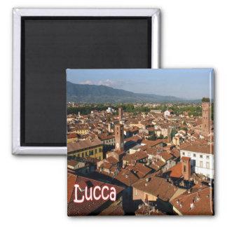 IT - Italië - Luca Vierkante Magneet