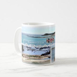 IT Italië - Sardinige - Arzachena - Koffiemok