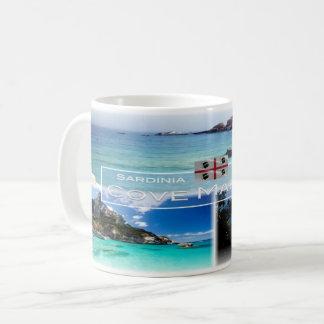 IT Italië - Sardinige - Baulei - Koffiemok