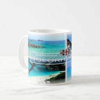 IT Italië - Sardinige - Baunei - Koffiemok