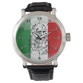 Italiaans da Vinci Horloge