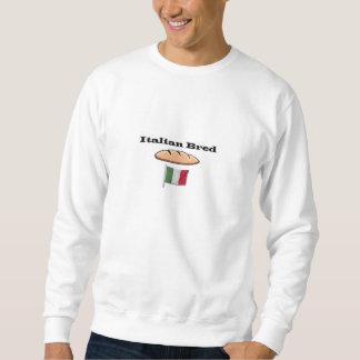 """""""Italiaans Gekweekt"""" Volwassen Sweatshirt"""