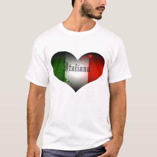 Italiaans hartexemplaar, Italiana T Shirt