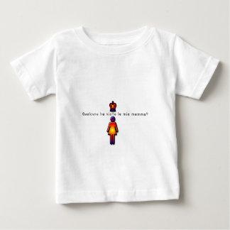 Italiaans-mama Baby T Shirts