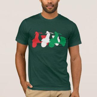 Italiaanse Autoped T Shirt