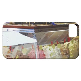 Italiaanse gelato in vitrine barely there iPhone 5 hoesje