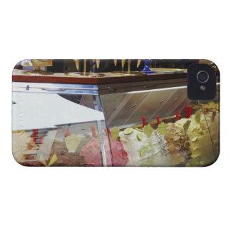 Italiaanse gelato in vitrine iPhone 4 hoesje