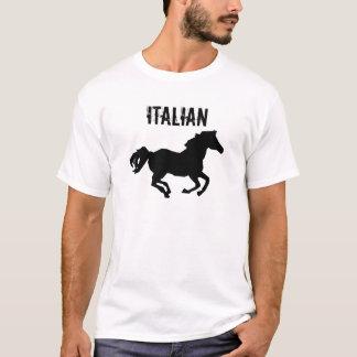 Italiaanse Hengst T Shirt