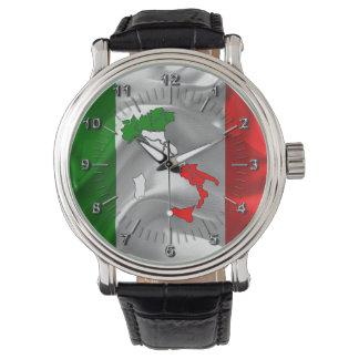 Italiaanse laars horloge