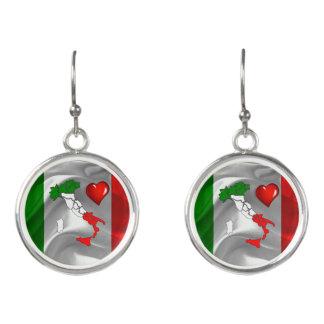 Italiaanse laars Tricolor