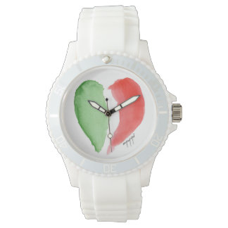 Italiaanse liefde whatch polshorloges