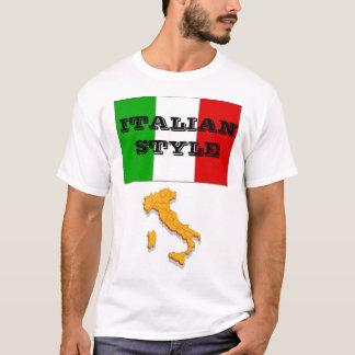Italiaanse Stijl T Shirt