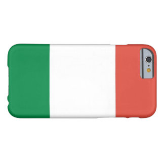 Italiaanse vlag barely there iPhone 6 hoesje