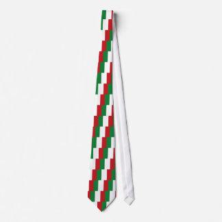 Italiaanse vlag custom stropdassen