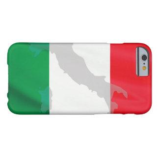 Italiaanse vlag en Italië Barely There iPhone 6 Hoesje