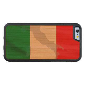 Italiaanse vlag en Italië Kersen iPhone 6 Bumper Hoesje