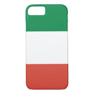 Italiaanse vlag iPhone 8/7 hoesje