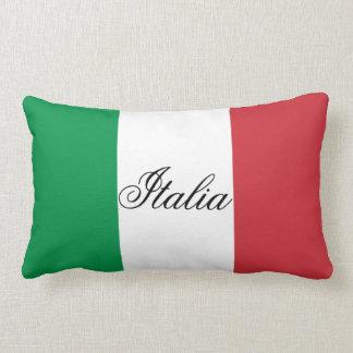 Italiaanse Vlag Lumbar Kussen