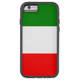Italiaanse Vlag Tough Xtreme iPhone 6 Hoesje