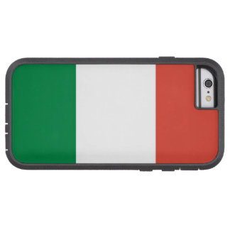 Italiaanse vlag tough xtreme iPhone 6 hoesje