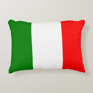 Italiaanse Vlag van d'Italia Tricolore van Italië Accent Kussen