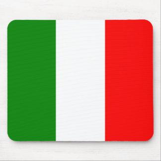 Italiaanse Vlag van d'Italia Tricolore van Italië Muismatten
