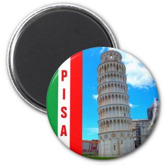 Italië - de Leunende Toren van Pisa Magneet