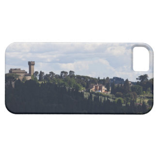 Italië, Florence, Kasteel op heuveltop 2 Barely There iPhone 5 Hoesje
