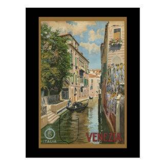 Italië Venezia Briefkaart