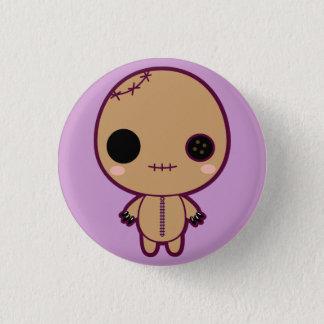 Itami Doll van het Voodoo Ronde Button 3,2 Cm