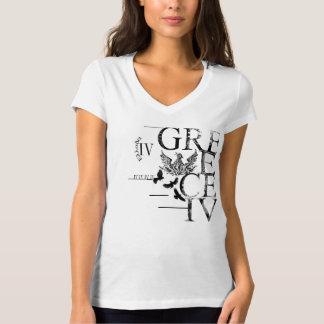 IV Griekenland V VROUWEN ' S T Shirt