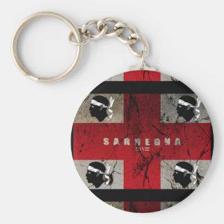 IV - Sardegna- cst Sleutelhanger