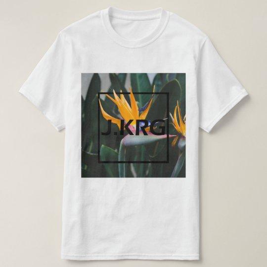 J.KRG Strelitzia reginae T Shirt
