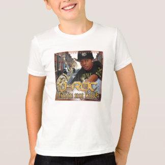 J-ROC RMB (de populaire) T-shirt van het Kind