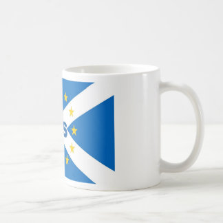 Ja aan Onafhankelijk Europees Schotland Koffiemok
