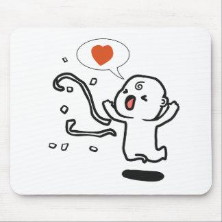 Ja! Liefde! Muismatten