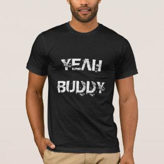Ja Pasvorm 001 van de Premie van de Vriend T Shirt