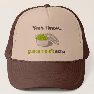 Ja weet ik Guacamole (Kop van Guacamole) Extra is Trucker Pet