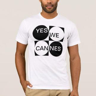Ja wij de T-shirt van Cannes