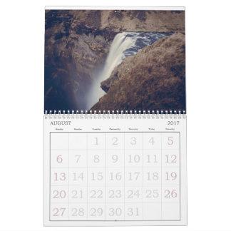 Jaarkalender IJsland Kalender