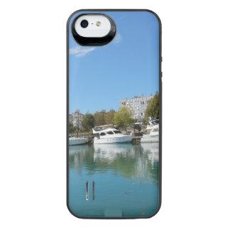 Jachten in Turkije iPhone SE/5/5s Batterij Hoesje